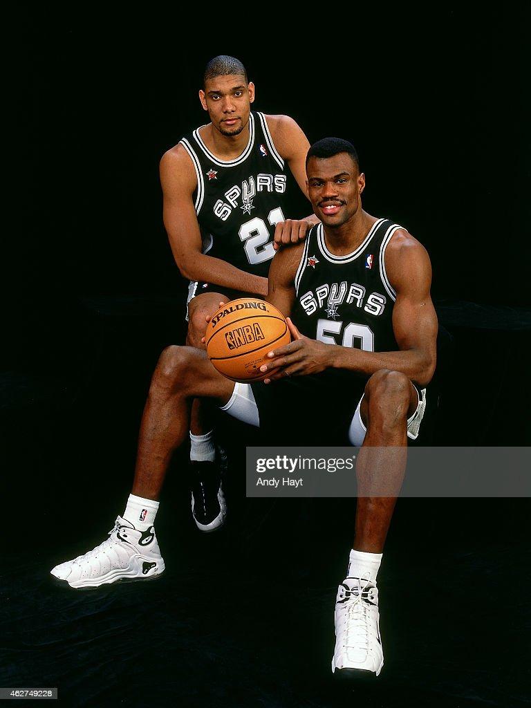1998 NBA All Star Game Portraits