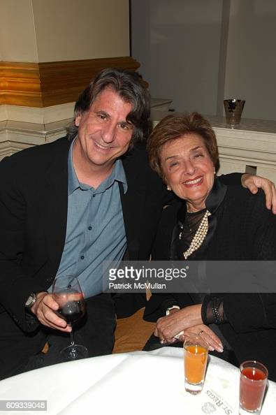 David Rockwell and attend THE ST REGIS HOTEL NEW YORK and DAVID ROCKWELL hosts private evening with OLD KING COLE at Astor Court St Regis Hotel NYC...