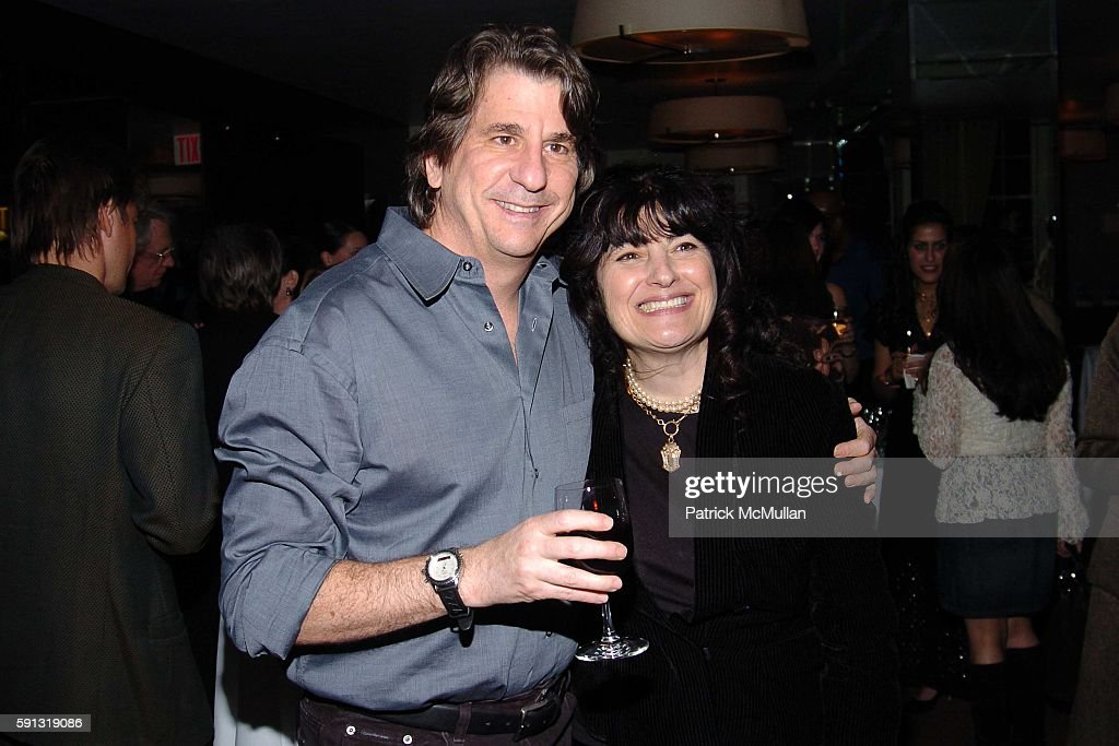 David Rockwell and Ruth Reichl attend Book Release Celebration for Ruth Reichl the EditorinChief of Gourmet Magazine's new book 'Garlic and Sapphires...