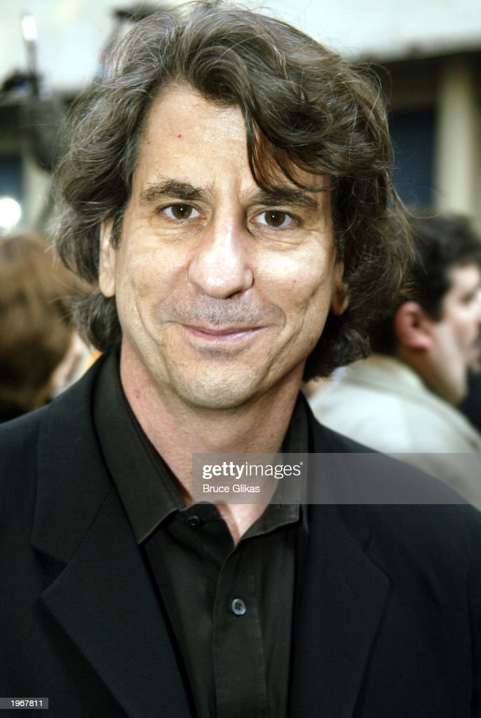 David Rockwell arrives at the Opening Night of 'Gypsy' on Broadway at The Shubert Theatre on May 1, 2003 in New York City.