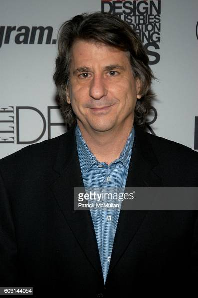 David Rockwell attends DIFFA'S DINING BY DESIGN Presented by ELLE DECOR GE MONOGRAM at The Waterfront on February 24 2007 in New York