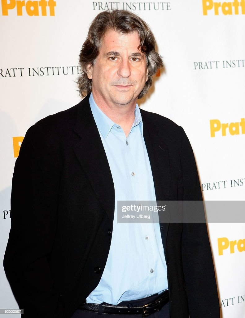 David Rockwell attends the 2009 Pratt Institute Legends Scholarship Benefit at 7 World Trade Center on October 29 2009 in New York City