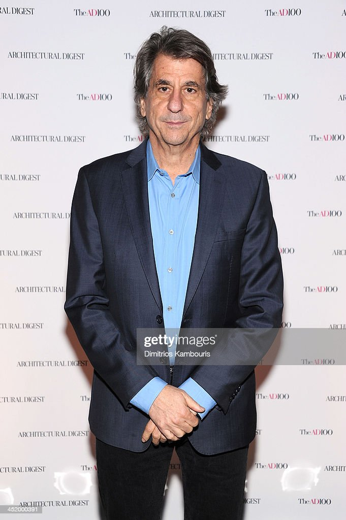 David Rockwell attends The AD100 Gala Hosted By Architectural Digest Editor In Chief Margaret Russell at The Four Seasons Restaurant on November 25...