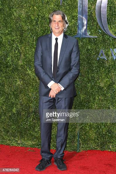 David Rockwell attends the American Theatre Wing's 69th Annual Tony Awards at Radio City Music Hall on June 7 2015 in New York City