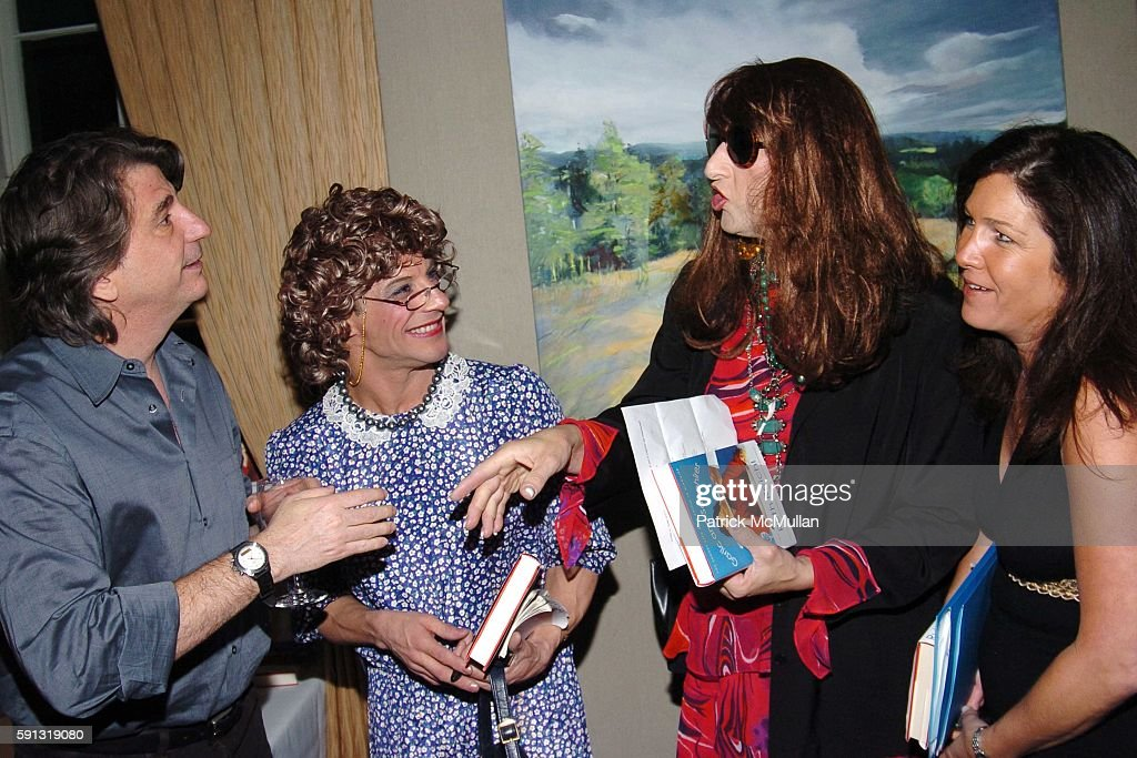 David Rockwell Patrick Rinn as Betty Jones Penny Candy as Brenda and Karen Danick attend Book Release Celebration for Ruth Reichl the EditorinChief...