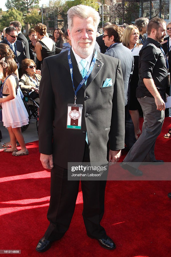 David Royer attends the Recording Academy's Special Merit Awards ceremony held at The Wilshire Ebell Theatre on February 9, 2013 in Los Angeles, California.