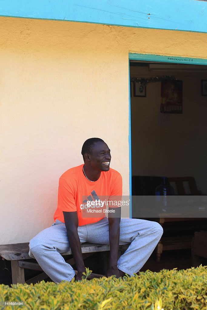 IAAF 'Day In The Life' in Kenya   Getty Images