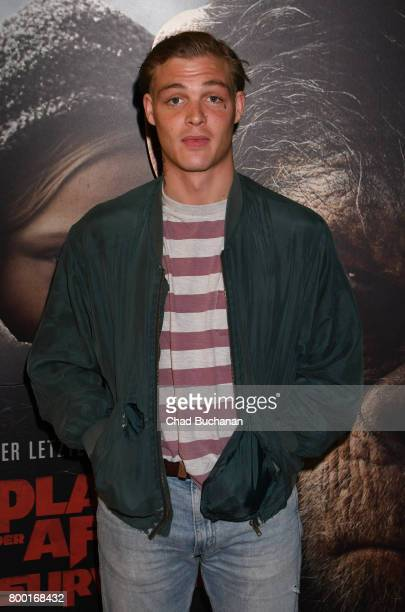 David Schuetter attends the 'Planet der Affen' Special Screening in Berlin at Astor Film Lounge on June 23 2017 in Berlin Germany