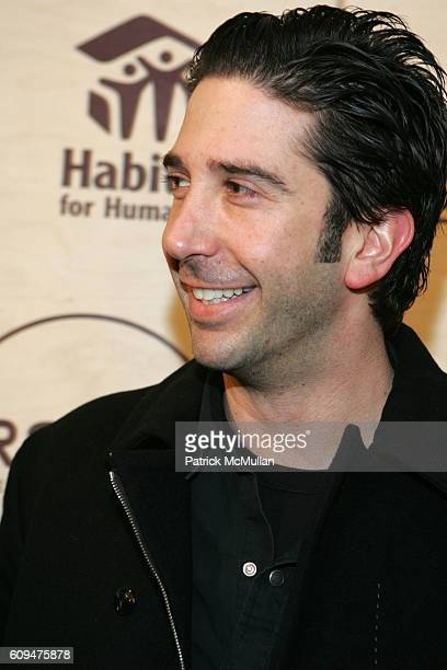 David Schwimmer attends Jon Bon Jovi and Kenneth Cole Team Up For An Unforgettable Night of Fundraising At 'RSVP To Help' at Tribeca Rooftop on...