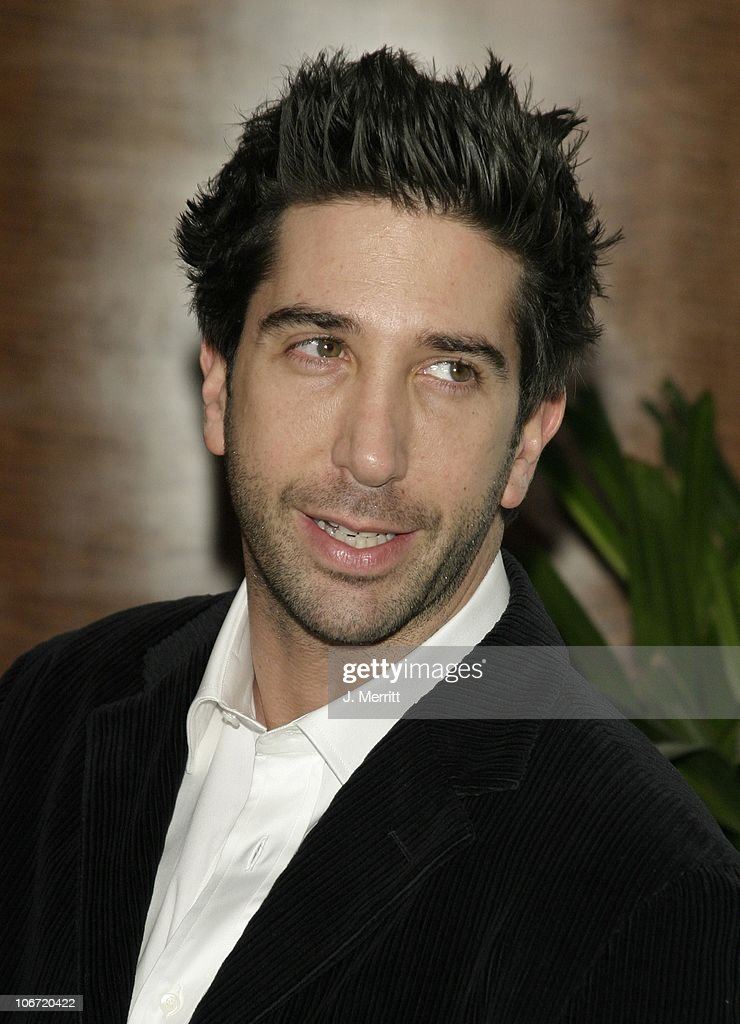 <a gi-track='captionPersonalityLinkClicked' href=/galleries/search?phrase=David+Schwimmer&family=editorial&specificpeople=206148 ng-click='$event.stopPropagation()'>David Schwimmer</a> during The Museum Of Television & Radio To Honor CBS News's Dan Rather And Friends Producing Team at The Beverly Hills Hotel in Beverly Hills, CA, United States.