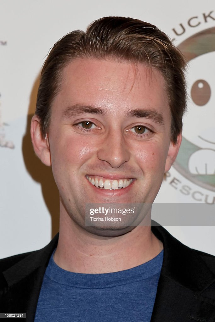 David Sheftell attends the Lucky Puppy Rescue and Retail grand opening on December 8, 2012 at Lucky Puppy Rescue in Studio City, California.