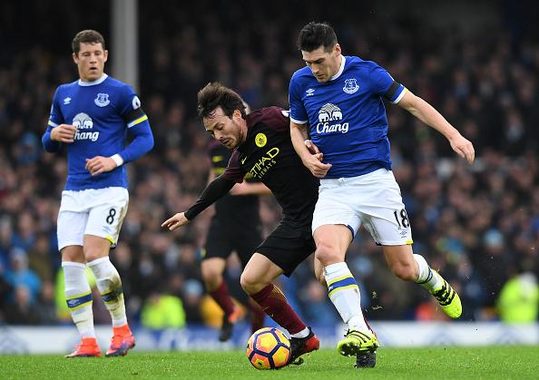 Everton v Manchester City - Premier League : News Photo