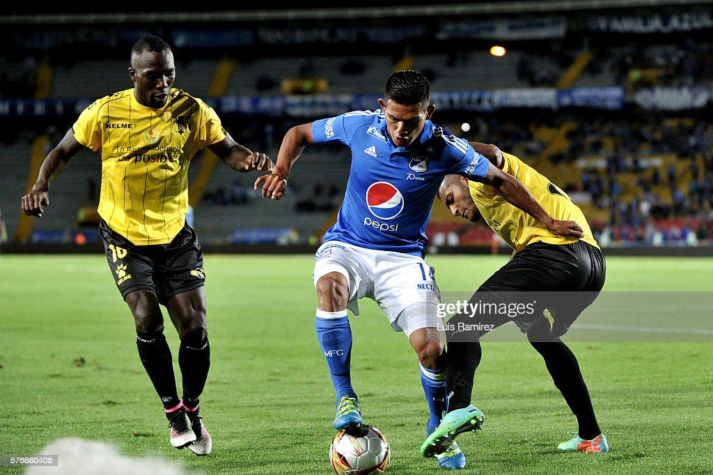 Millonarios v Alianza Petrolera - Liga Aguila II 2016