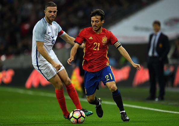 England v Spain - International Friendly : News Photo