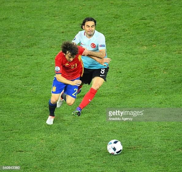 Spain v Turkey - Euro 2016   G...