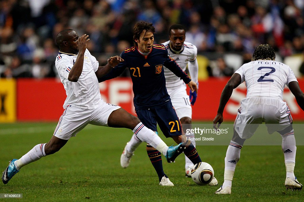France v Spain - International Friendly