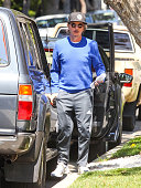 Celebrity Sightings In Los Angeles - March 31, 2020
