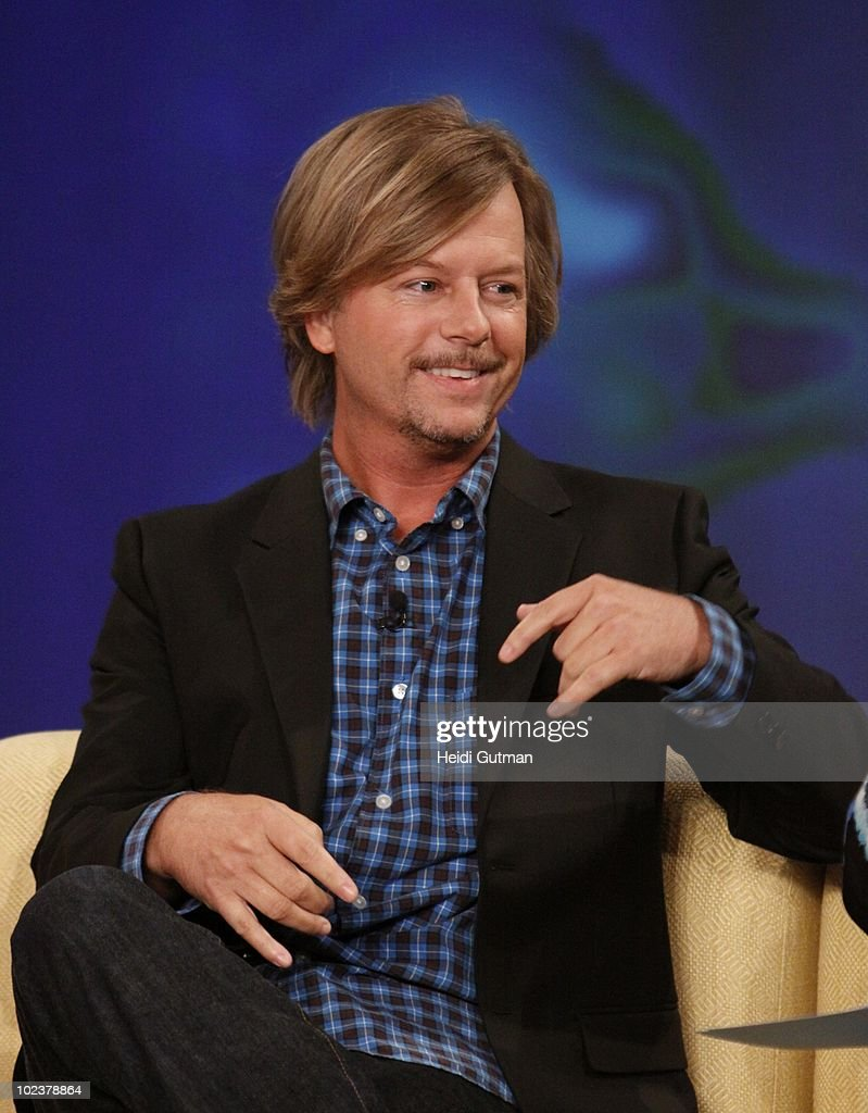 THE VIEW - David Spade ('Grown Ups') was a guest on 'THE VIEW,' Wednesday, June 23, 2010 (11:00 a.m. - 12:00 noon, ET) airing on the ABC Television Network. VW10 (Photo by Heidi Gutman/ABC via Getty Images) DAVID