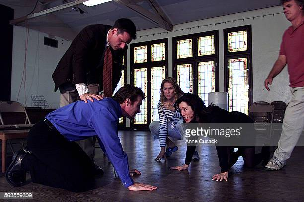 David Starzyk as Stanldy Kevin Kilner as James Catherine Corpeny as Sarah and Mary McDonnell as Troy Troy is fighting with her brother in law James...