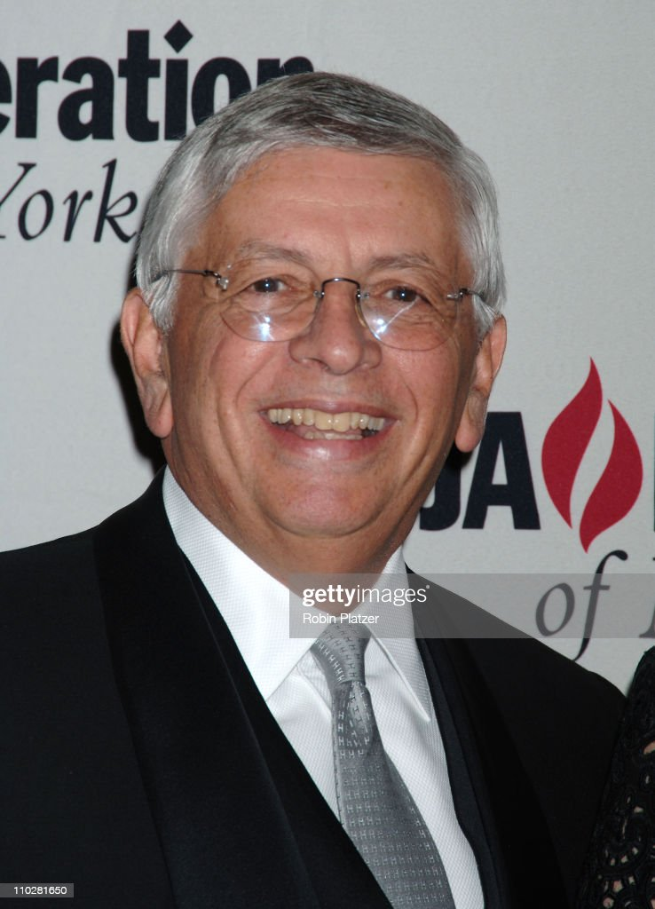 <a gi-track='captionPersonalityLinkClicked' href=/galleries/search?phrase=David+Stern&family=editorial&specificpeople=206848 ng-click='$event.stopPropagation()'>David Stern</a> during The 10th Annual Steven J Ross Humanitarian Award by UJA Federation of New York Honoring Richard Parsons at The Waldorf Astoria Hotel in New York, New York, United States.