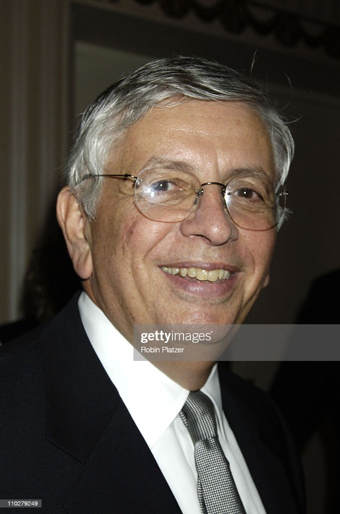 <a gi-track='captionPersonalityLinkClicked' href=/galleries/search?phrase=David+Stern&family=editorial&specificpeople=206848 ng-click='$event.stopPropagation()'>David Stern</a> during The Broadcasting and Cable Hall of Fame 15th Annual Awards Dinner at The Waldorf Astoria Hotel in New York, New York, United States.