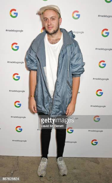 David Stewart attends Google's Pixel 2 phone launch at The Old Selfridges Hotel on October 4 2017 in London England