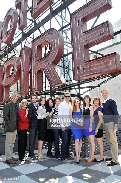 David Strathairn Judith Ivey Kieran Campion Virginia Kull Dee Nelson Caitlin O'Connell Jessica Chastain Dan Stevens Molly Camp Mairin Lee and Ben...