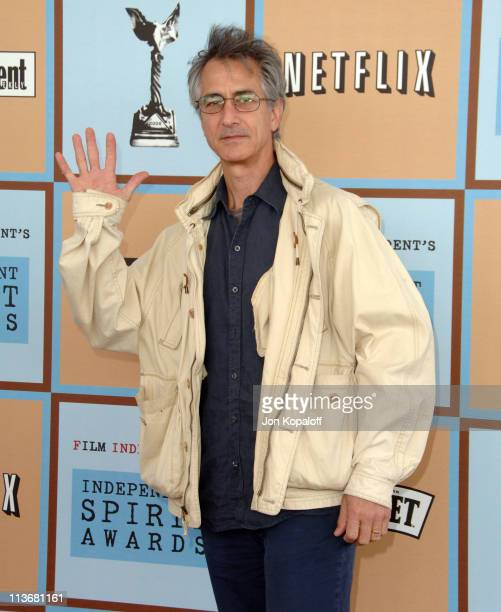 "David Strathairn nominee Best Male Lead for ""Good Night and Good Luck"""