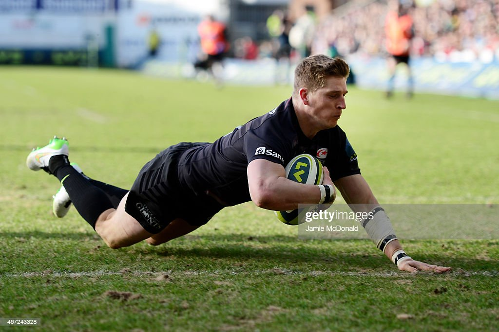 Saracens v Exeter Chiefs - LV= Cup Final