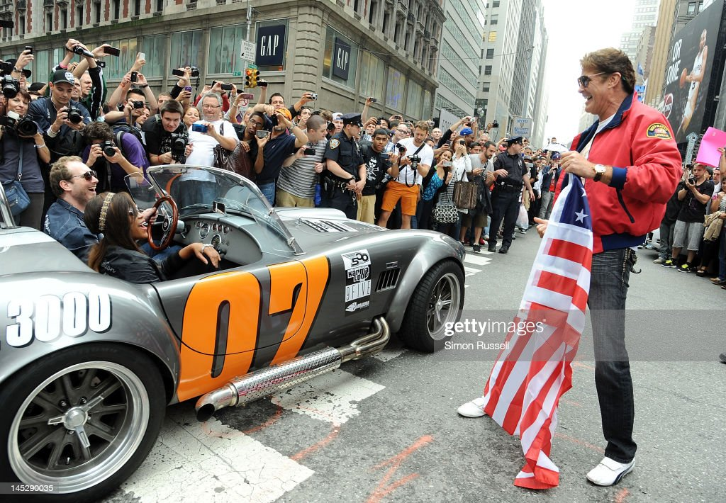 The 14th Annual Gumball 3000 Rally Kick Off