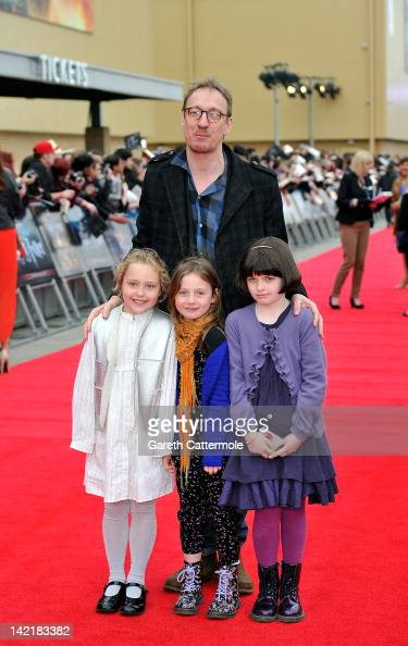 David Thewlis attends the Grand Opening of the Warner Bros Studio Tour London The Making of Harry Potter on March 31 2012 in Watford England