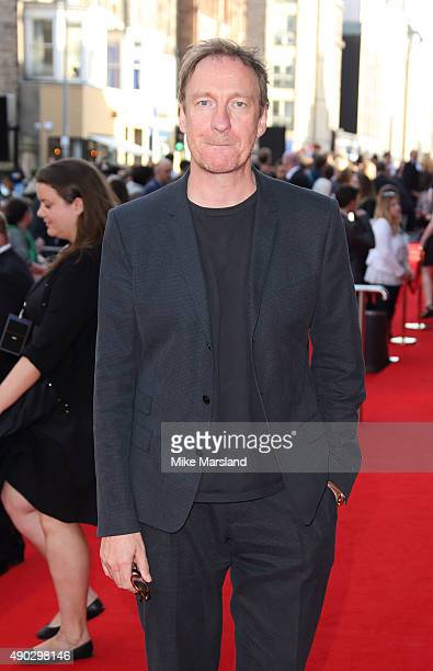 David Thewlis attends the UK Premiere of 'Macbeth' at Edinburgh Festival Theatre on September 27 2015 in Edinburgh Scotland