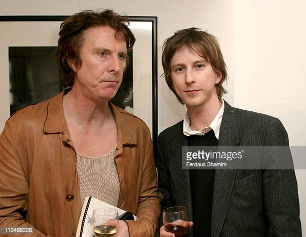 David Threlfall and Lee Ingleby during 'Master And Commander The Farside Of The World' DVD Launch Party at Proud Central London in London Great...