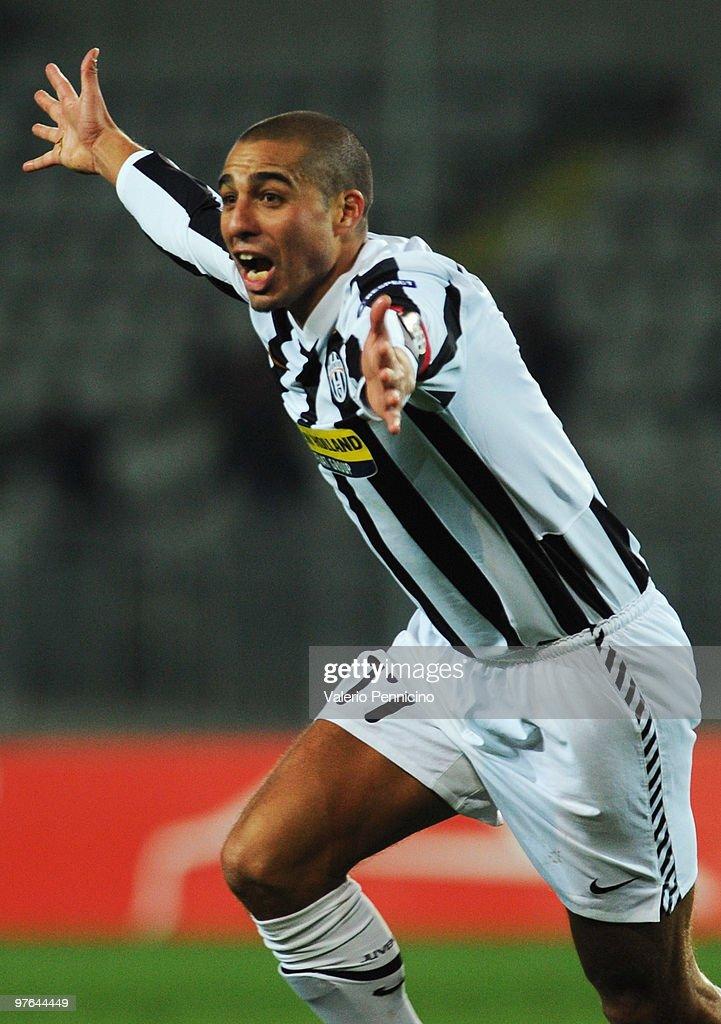 Juventus FC v Fulham FC - UEFA Europa League