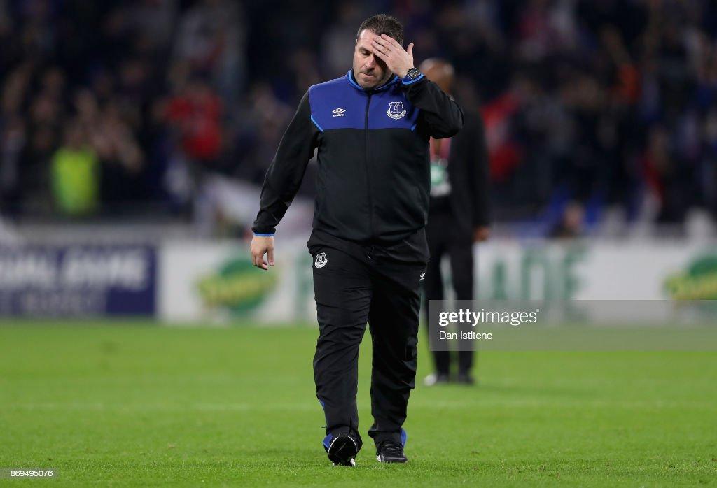Olympique Lyon v Everton FC - UEFA Europa League