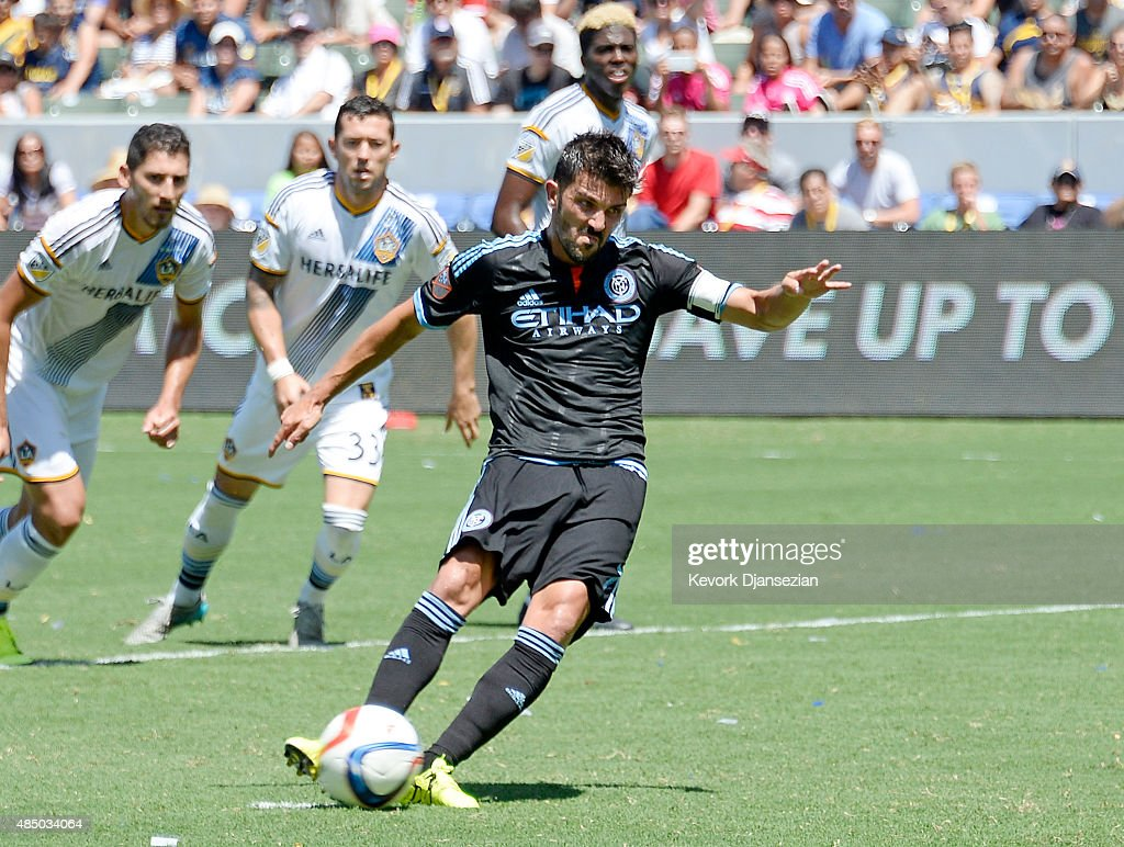 New York City FC v Los Angeles Galaxy