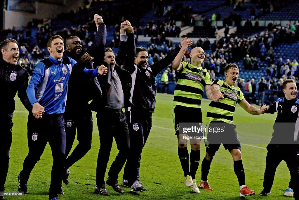 Sheffield Wednesday v Huddersfield Town - Sky Bet Championship Play Off Semi Final: Second Leg : News Photo