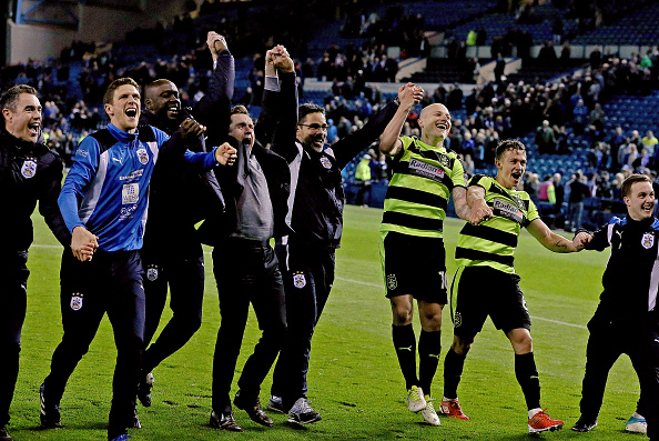 Sheffield Wednesday v Huddersfield Town - Sky Bet Championship Play Off Semi Final: Second Leg : News Photo