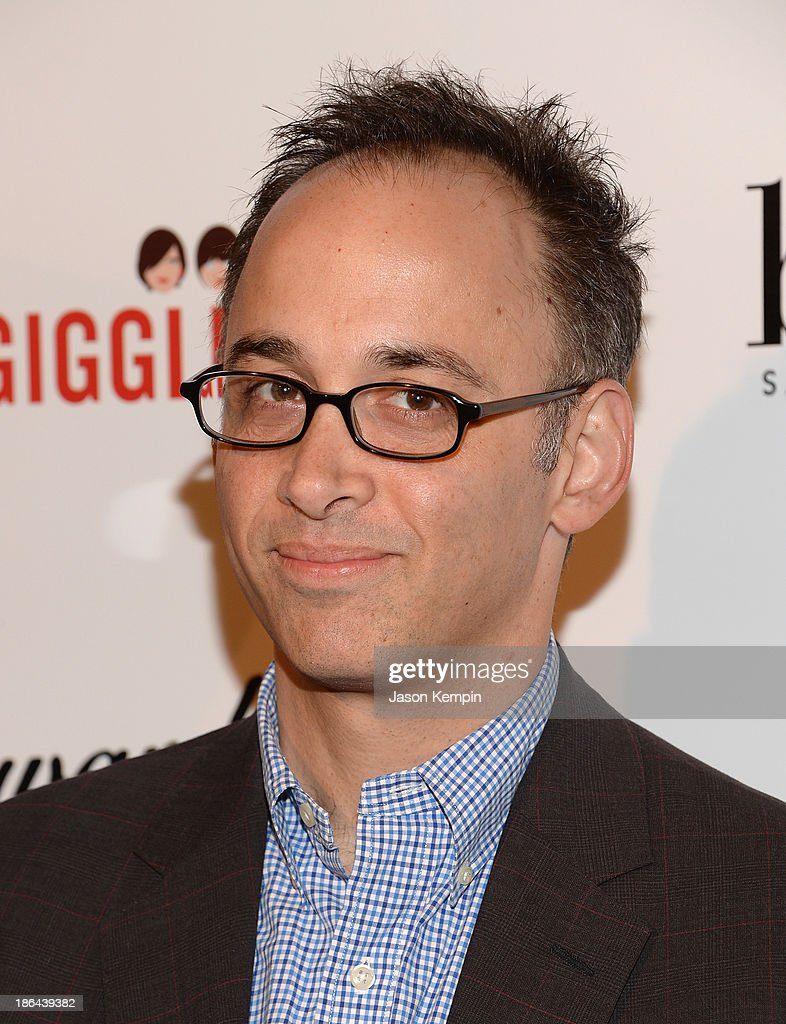 David Wain attends the premiere of Gravitas Ventures' 'Ass Backwards' at the Vista Theatre on October 30, 2013 in Los Angeles, California.