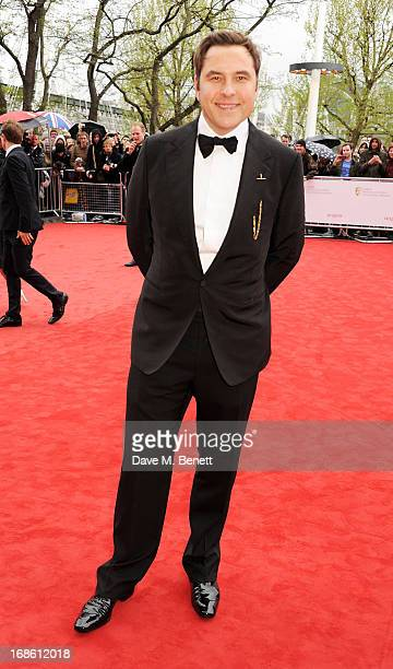 David Walliams attends the Arqiva British Academy Television Awards 2013 at the Royal Festival Hall on May 12 2013 in London England
