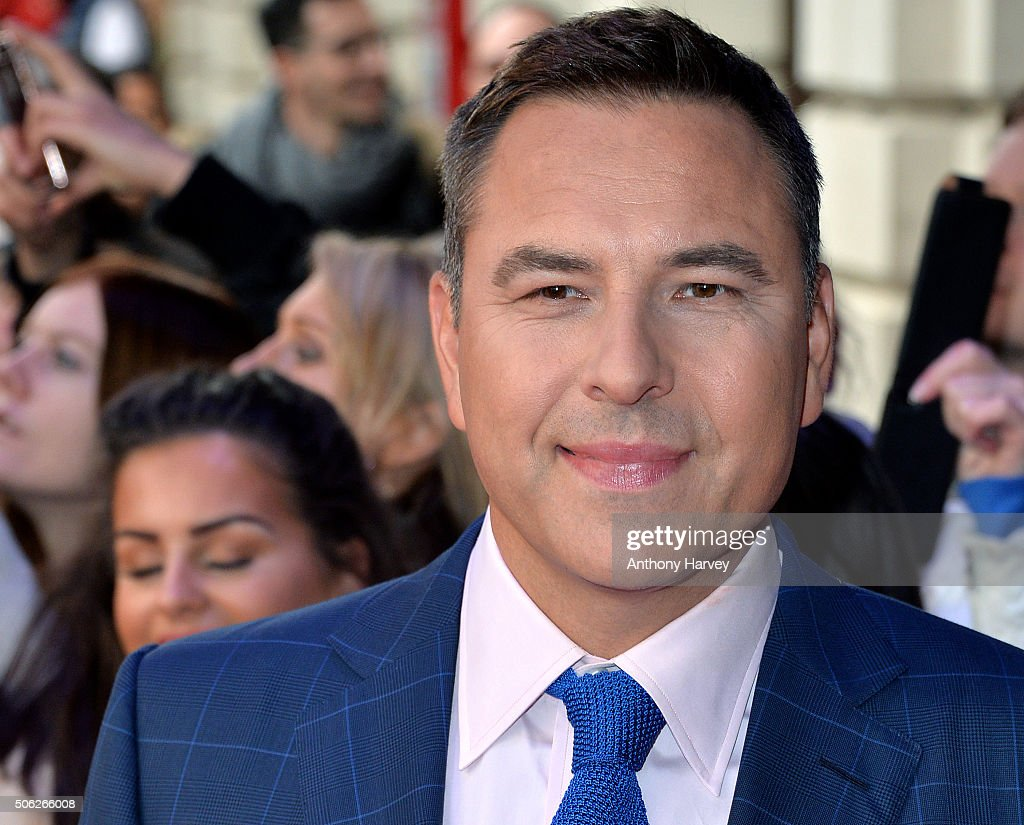 <a gi-track='captionPersonalityLinkClicked' href=/galleries/search?phrase=David+Walliams&family=editorial&specificpeople=203020 ng-click='$event.stopPropagation()'>David Walliams</a> attends the Britain's Got Talent Auditions on January 22, 2016 in London, England.
