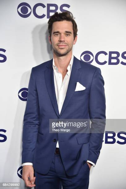 David Walton attends the 2017 CBS Upfront on May 17 2017 in New York City