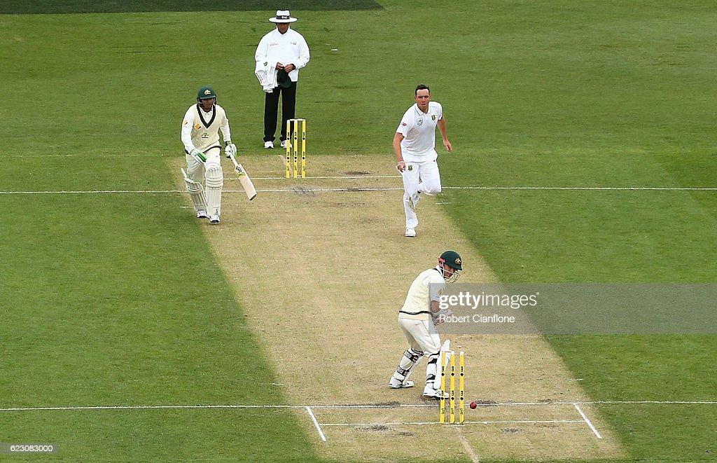 Australia v South Africa - 2nd Test: Day 3 : News Photo