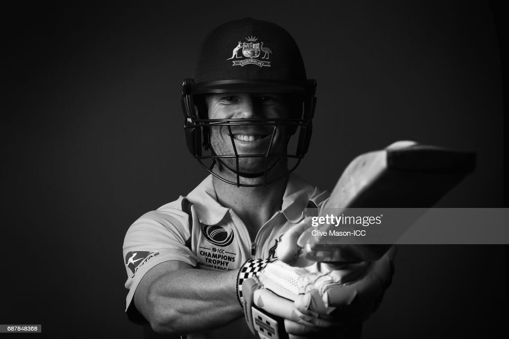 ICC Champions Trophy - Australia Portrait Session