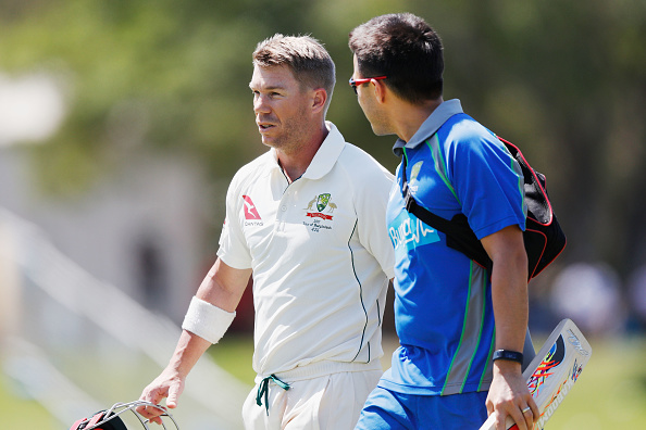 Australian Cricket Three Day Match: Day 2 : News Photo