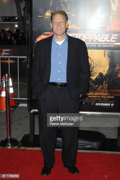 David Warshofsky attends UNSTOPPABLE World Premiere at Regency Village Theatre on October 26 2010 in Westwood California