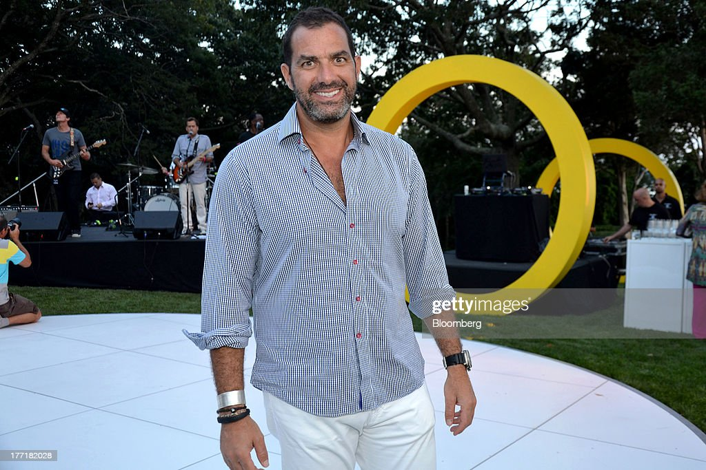 David Wassong managing director of Soros Fund Management LLC attends the Paddle Party for Pink fundraiser at the residence of Richard Perry president...
