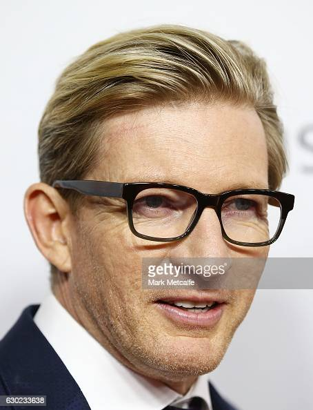 David Wenham arrives ahead of the Australian premiere of LION at State Theatre on December 19 2016 in Sydney Australia