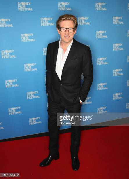 David Wenham arrives ahead of the Sydney Film Festival Closing Night Gala and Australian premiere of Okja at State Theatre on June 18 2017 in Sydney...