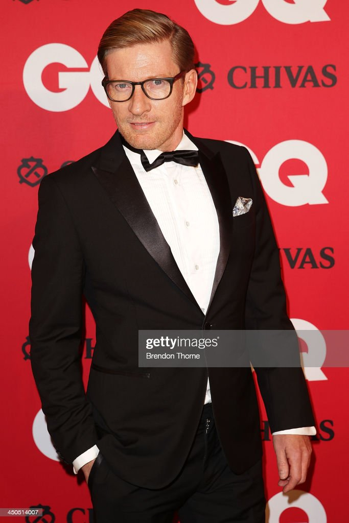 <a gi-track='captionPersonalityLinkClicked' href=/galleries/search?phrase=David+Wenham&family=editorial&specificpeople=2169386 ng-click='$event.stopPropagation()'>David Wenham</a> arrives at the GQ Men of the Year awards at the Ivy Ballroom on November 19, 2013 in Sydney, Australia.